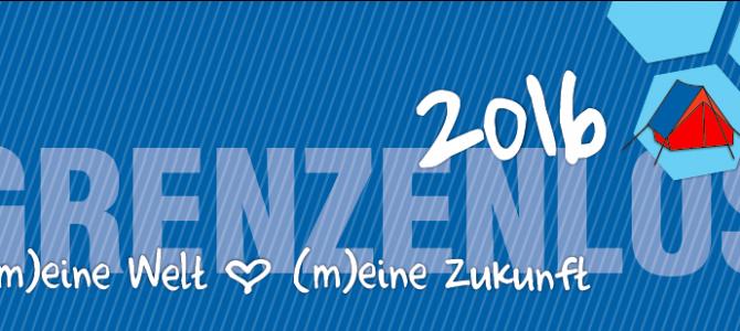 GRENZENLOS – Was steckt hinter unserem Motto 2016?